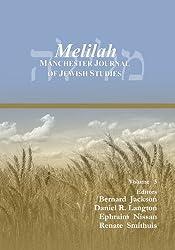 Melilah: Manchester Journal of Jewish Studies (2008)