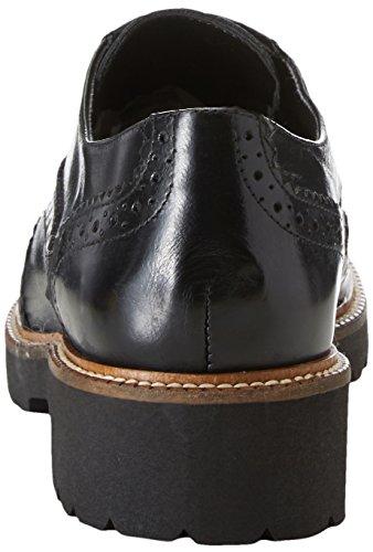3714 Mujer Brogue 001 Nero Negro CINTI Zapatos FdqnFz