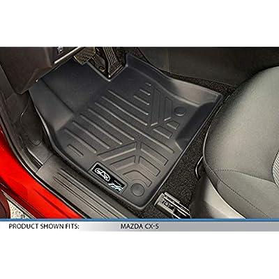 SMARTLINER SA0301/B0301 for 2020-2020 Mazda CX-5, Black: Automotive