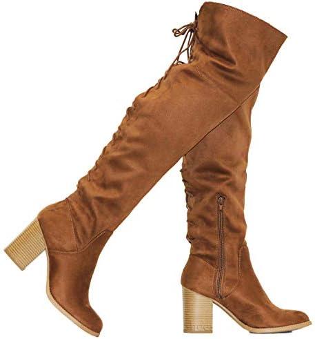 کفش های چرمی بالای پا را زیر پا بگذارید