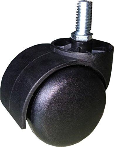 ustar Heavy Duty Chair Wheel Caster Thread Type 5 Piece Pack