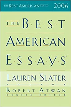 Can you help with info re: the 2008 Best American Essays?