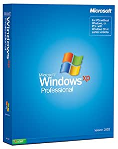 Microsoft Windows XP Professional [Old Version]