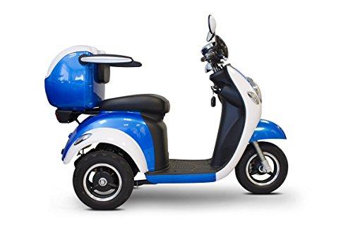 Ewheels EW 37 Vintage 3 Wheel Scooters 15 MPH