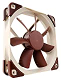 Noctua 120mm, Anti-Stall Knobs Design,SSO2 Bearing PWM Case Cooling Fan NF-S12A PWM