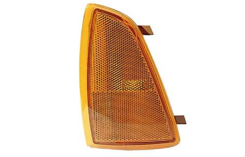 Chevy Blazer/S10 Pickup Replacement Corner Light Unit - 1-Pair (Corner S10 Pickup)