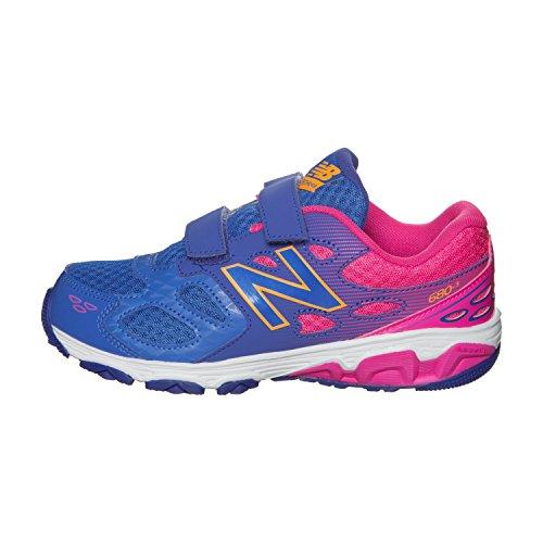 NEW BALANCE kv680de npy-M Chaussures de Course pour enfants