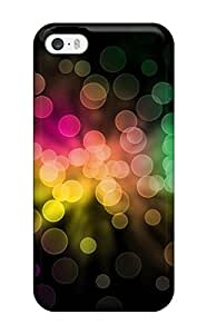 Hot Tpu Cover Case For Iphone/ 5/5s Case Cover Skin - Abstract