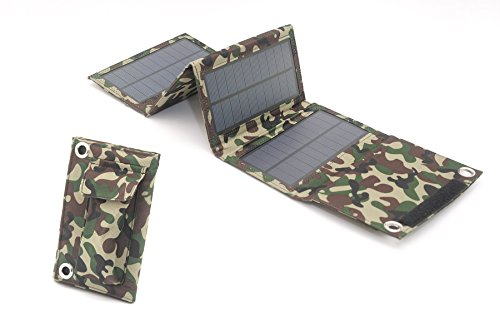 Xinergy 8W foldable SOLAR PANEL CHARGER for iPhone,