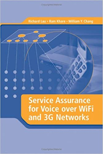 Book Service Assurance for Voice over WiFi and 3G Networks