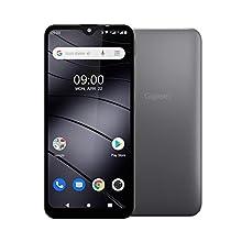 "Gigaset GS110 15,5 cm (6.1"") 1 GB 16 GB SIM Doble 4G Gris 3000 mAh - Smartphone (15,5 cm (6.1""), 1 GB, 16 GB, 8 MP, Android 9.0, Gris)"