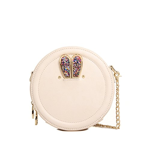 MAINLYCOR CHB880477C1 Fashionable PU Leather Korean Version Women's Handbag,Round - Macy's Gabbana Dolce
