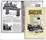 South Bend Lathe Booklets 1936