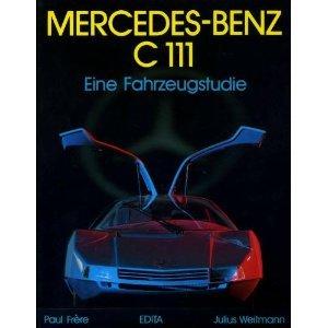 Mercedes-Benz C 111: Experimental Cars
