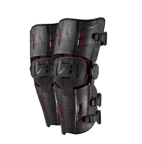 EVS Sports RS9 Knee Braces (Black, Large) by EVS Sports