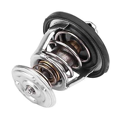 Amazon.com: Conjunto de carcasa de termostato refrigerante ...