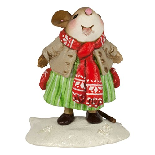 Wee Forest Folk M-626 Catching Crystals New Christmas 2017
