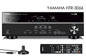 Yamaha htr 3066 home theater receiver hdmi 3d for Yamaha home theatre customer care number