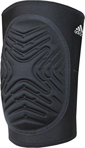 Adidas aK100 Wrestling Kneepad - Black - Youth Large