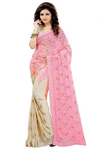 Designer Chiffon Sarees - 7