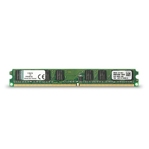 Kingston Technology 1GB DDR2 667MHz 240-pin DIMM Memory for select Gateway Desktops D12864F50 (Gateway Digital Servers)