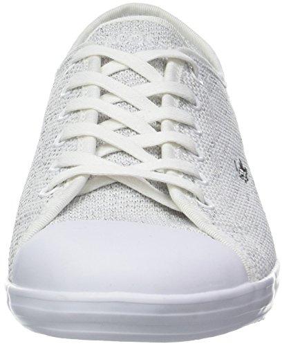 318 Bianco Wht Ziane Lacoste Sneaker Wht Donna 21g 4 Caw PYAq55Rw