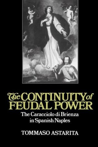 The Continuity of Feudal Power: The Caracciolo Di Brienza in Spanish Naples (Cambridge Studies in Early Modern History) PDF Text fb2 ebook