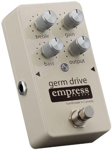 Empress Effects エンプレスエフェクト オーバードライブ ギターエフェクター Germ Drive B00NKC0PL4