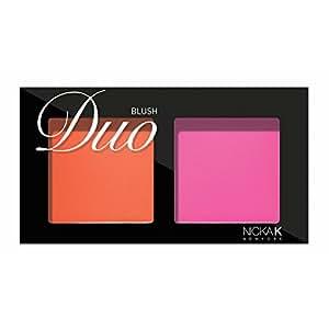 Nicka K NDO03 Duo Blush, Multi Color, 2g