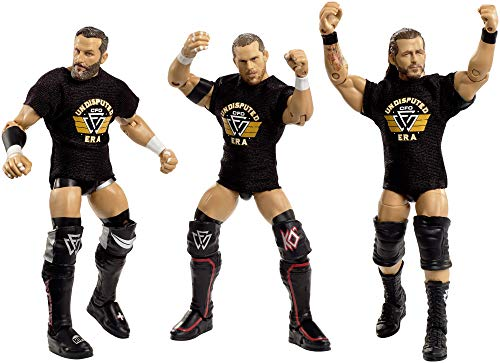 WWE Epic Moments Undisputed Era Action Figure Pack ()