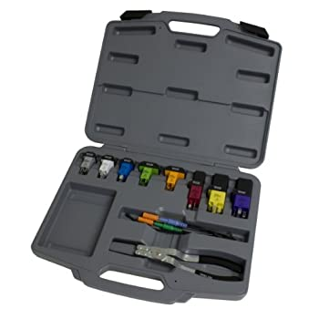 Image of Circuit Testers Lisle 60660 Deluxe Relay Test Set