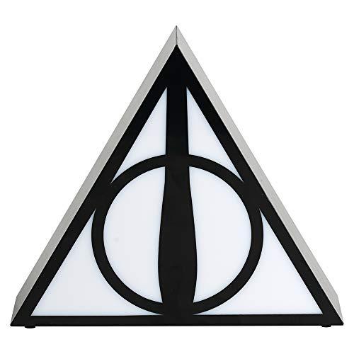 Harry Potter Deathly Hallows Novelty LED Desk Light ()