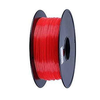 Alta calidad 3 mm PLA 3d filamento para 3d impresora: Amazon.es ...