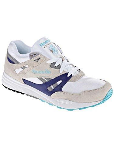 Reebok - Zapatillas para hombre Gris gris - White / Grey / Blue