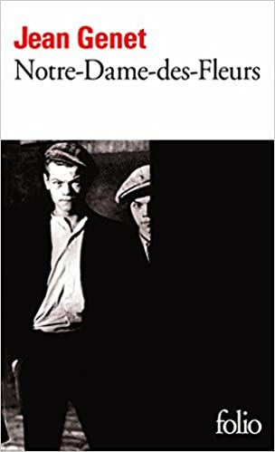 Notre Dame Des Fleurs (Collection Folio) (French Edition) by Jean Genet (1976-12-01)