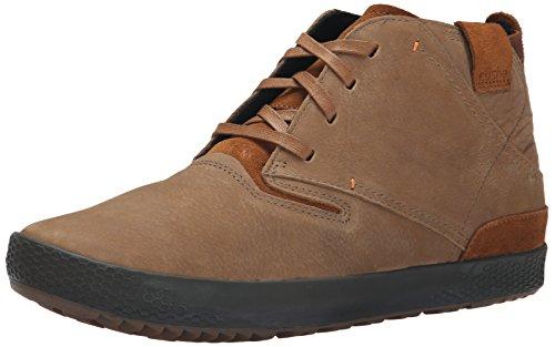 Cushe In Pelle Pdx Stringate Sneaker Tan