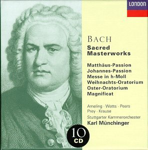 Bach: Sacred Masterworks by Decca