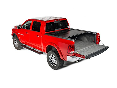 Bak Rollbak Tonneau Cover (BAK Industries R15207 RollBak G2 Aluminum Hard Retractable Tonneau Bed Cover)
