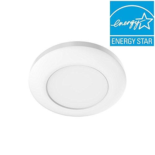 Commercial Electric Led Disk Lights - 8
