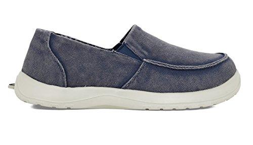 Softscience Heren Frisco Canvasboot Schoen (formeel Bekend Als De Durango) Blauw
