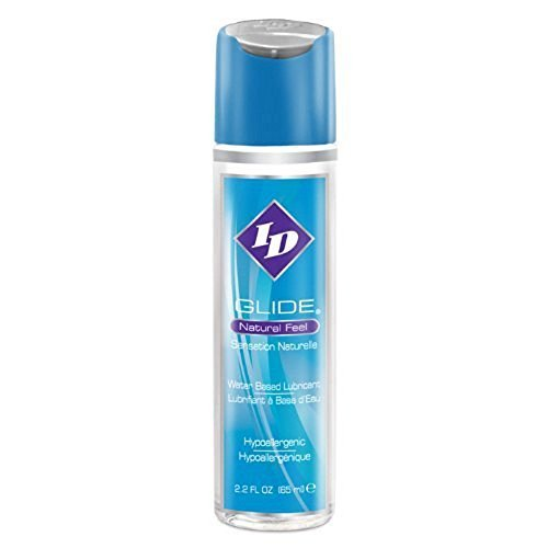 Id Glide Lube Lubricant Water - Id Glide Flip Cap Bottle 2.2 Oz - All the Slip You Could Ask for in a Water-based Lubricant! by I-D Lubricants