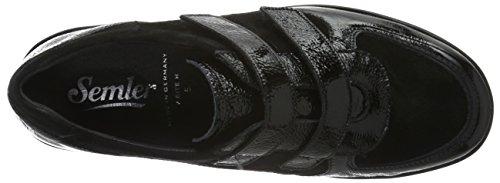 Noir Sneakers Judith Noir 001 Semler Femme wqI5xnT