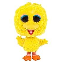 Funko Pop Sesame Street Big Bird Flocked Exclusive Oversize Vinyl Figure