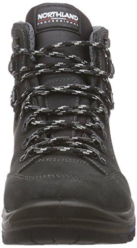 Northland Professional Khumbu HC Boots - Zapatillas de senderismo Hombre Negro - Schwarz (black/blue 2)