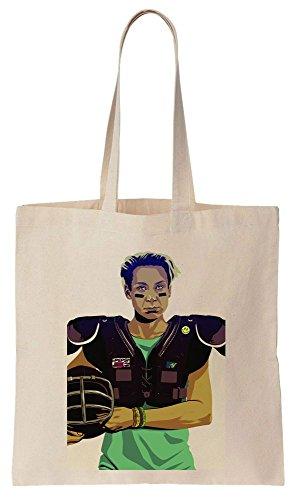 Brienne Of Tarth American Football 80's Sacchetto di cotone tela di canapa