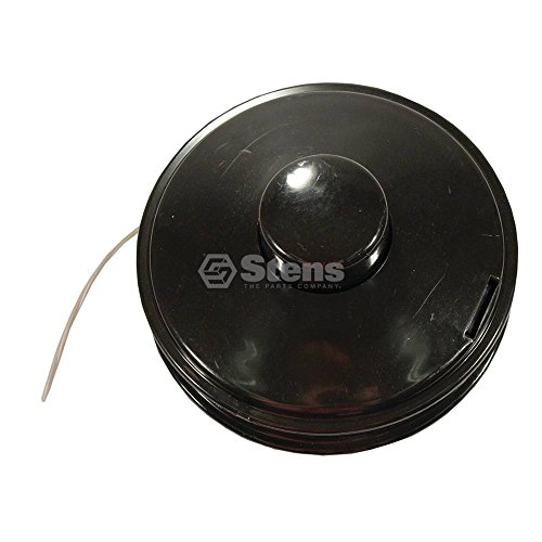 Stens 385-591 Plastic Mini Bump Feed Trim Head, Single Line Head Only, Uses 0.08