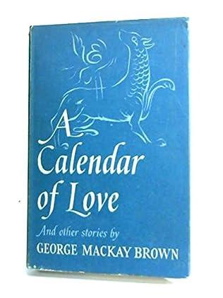 book cover of A Calendar of Love