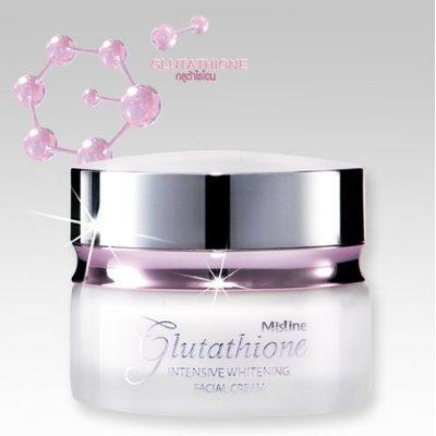 Best New Mistine Glutathione Intensive Whitening Facial Cream 30 G. by Mistine