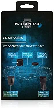 Third Party - Kit E-Sport Manette PS4 - 3700372708449: Amazon.es ...