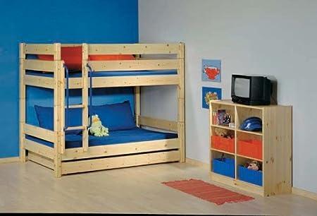 Thuka Maxi 19 Bunkbed Straight Ladder And Safety Rails Amazon Co Uk